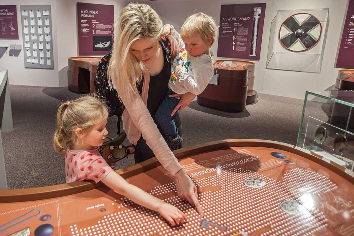 Designing Museum Spaces for Children