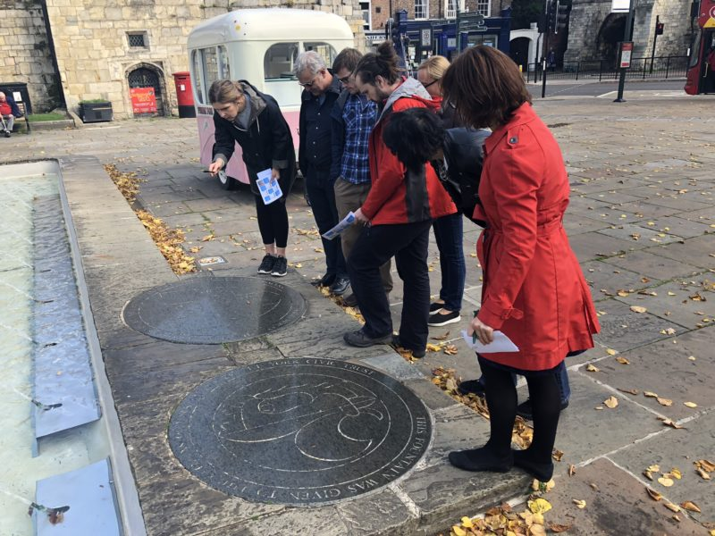 PLB search for clues in historic York